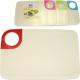 tablero de emparedado Frosty corte / plástico 23x1