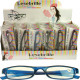 Glasses Reading Glasses Unisex Plastic Colors + St