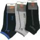 Chaussettes hommes Sneaker 1 paire avec un design