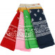 Cloth Fashion for head and neck 53x53cm various