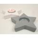 Teelichthalter Star XL 12x12x 2,4 cm uit de beste