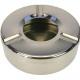 Posacenere 11x3,5cm in acciaio inox