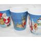 Koffiemok Kerstman, elanden en sneeuwpop 300ml, 3