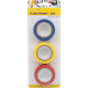 Tape isolatieband 18mmx10m 3 Kaart