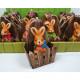 Hase in toller Geschenkverpackung 9x6x4cm