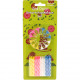 Candle Birthday 36-piece 24 candles + 12 holders 6