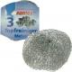Metalen vlies per 10 g 3-band