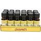 Jasmine huile parfumée bouteille en verre de 10 ml