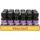 huile parfum Violet bouteille en verre de 10 ml