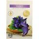 Teal scent 6 violet geur in gekleurd