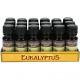 Huile essentielle d'eucalyptus bouteille en ve