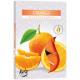Teelichte geur 6 Orange farbier verpakkingen