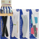 Nail manicure set 4- times assorted on card in 48e