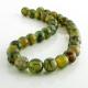 Dragon Green agaat - balls - 12 mm
