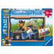 PAW¬PATROL¬ 2x12 pieces Ravensburger Puzzle Paw