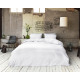 Hotel Linen White 200 x 220 White