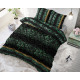 Panther Gradient Green 140 x 220 Green