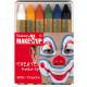 Smink ceruzák 6 toll dobozban