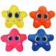 Star with face 4- volte assortito - ca 22 cm