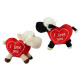 assorted 2-fold assorted body in heart shape - ca