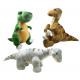 Dinosaure 3 fois assorti ca 80-110 cm