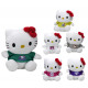 Hello Kitty 6-fold assorted approx 25cm