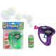 Pistola a bolle di sapone 2 colori assortito - cir