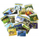 Puzzle 18- times assorted - 12x8.5cm