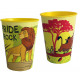 Boccale King of the Lions in plastica ca 260ml