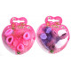 Hair accessory set 33 pieces - 2- times assorted