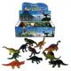 Dinozaur ca 14 cm - 12 razy mieszany