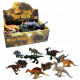 Dinosaur 12th times assorted about 15 - 17 cm