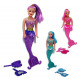 Doll - Mermaid 3-way assorted - with accessories