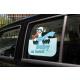 Window sticker boys, Baby on board, - ca 35x29