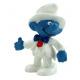 Schleich Smurf bruidegom 20413 - 5,5 cm