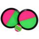 gioco della palla in velcro con 2 fette cattura ci