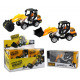 Construction Vehicle 2-fold assorted approx 21cm