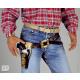 Cintura Cowboy con Fodero