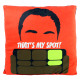 The Big Bang Theory Pillows Sheldon Cooper - ca 40