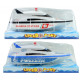 Boat with electric drive ca 29 cm