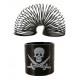 Spiral Pirate Skull - ca. 3,5 cm