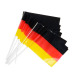 Germany flag about 28x19,5cm