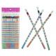 Ceruza számoló ceruza radírral kb. 19cm