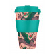 Ecoffee Cup Lynx, Bamboo Cup, 400 ml, Emma Ship
