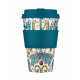 Ecoffee Cup Kruger, Bamboo Cup, 400 ml, Emma Sh