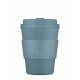 Ecoffee Cup Gray Goo, Bamboo Cup, 350 ml, with Pa