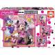 Minnie Progressive puzzle 12-16-20-25pcs