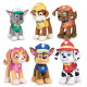 Paw Patrol - plush figures 6- times assorted , 19c