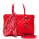 Trussardi handbag D66TRC1003 Cortanze Rosso