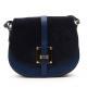 Trussardi Handtasche D66TRC1023 Roatto Blu